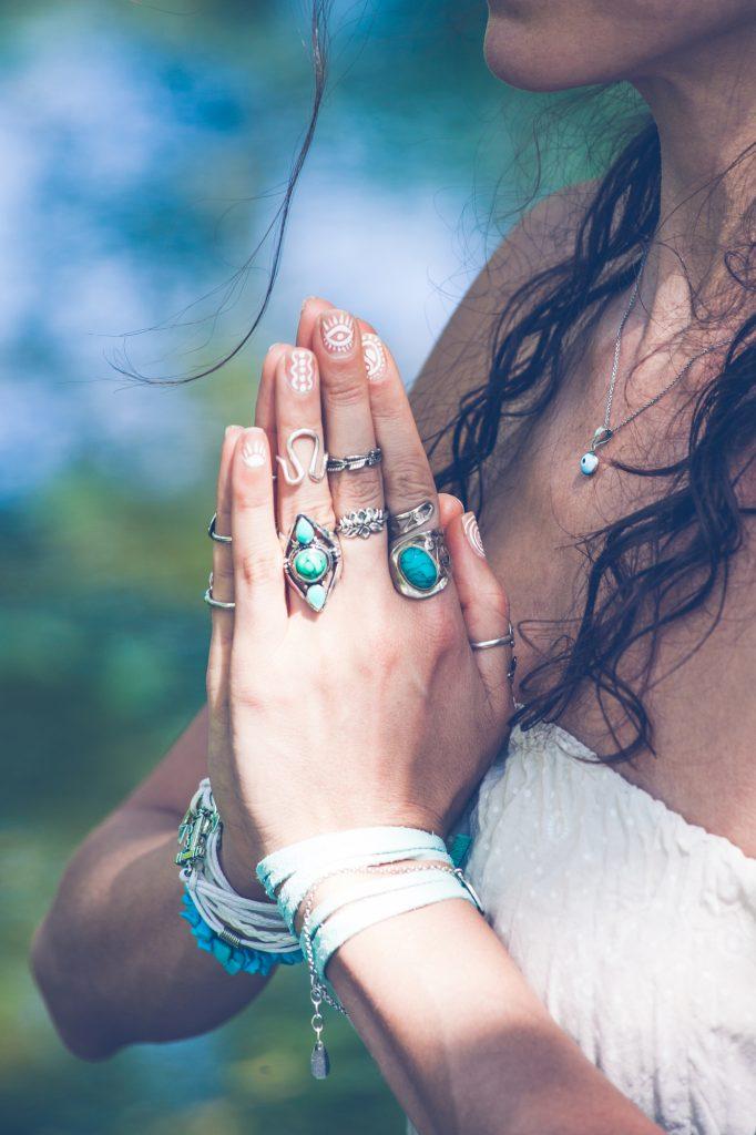 chakra prayer affirmations