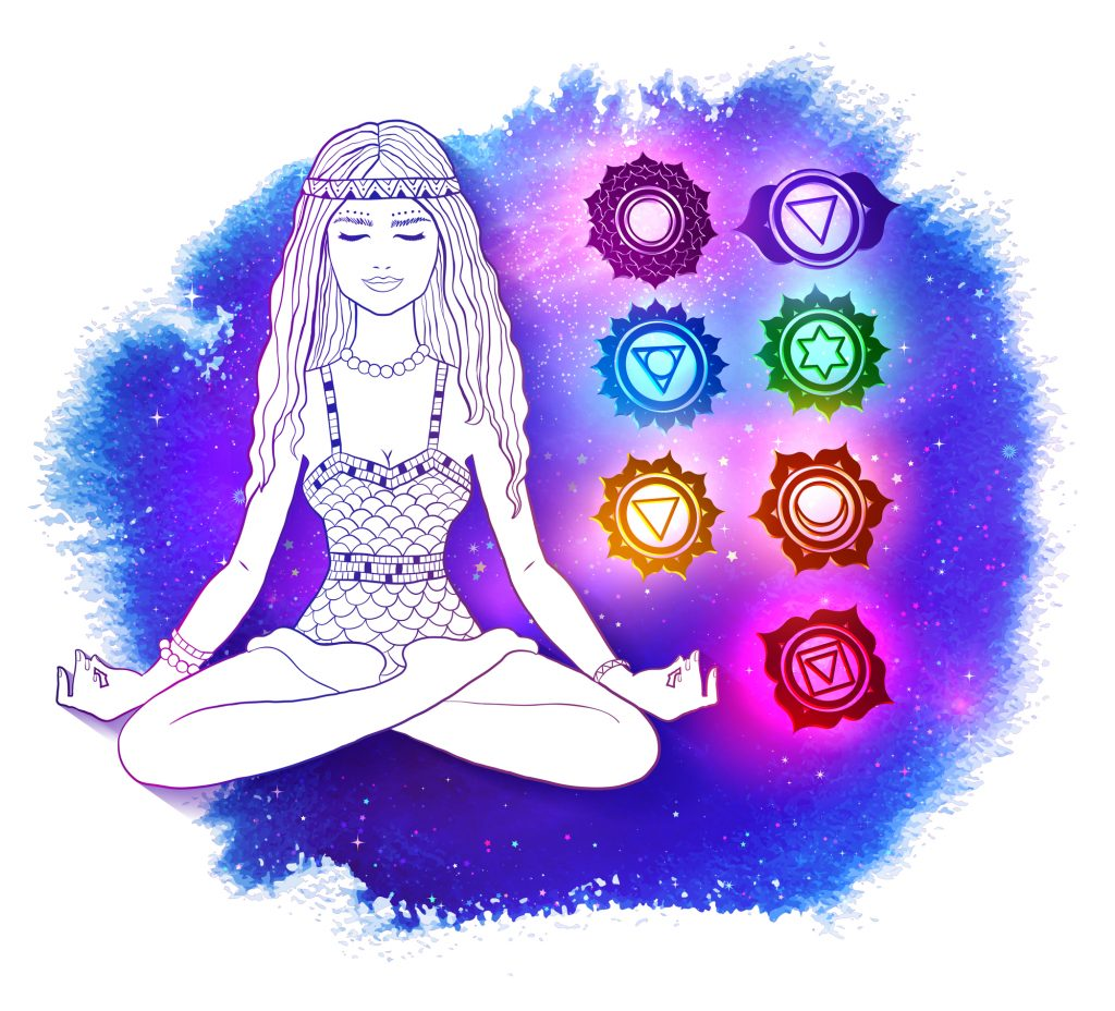 chakras and affirmations