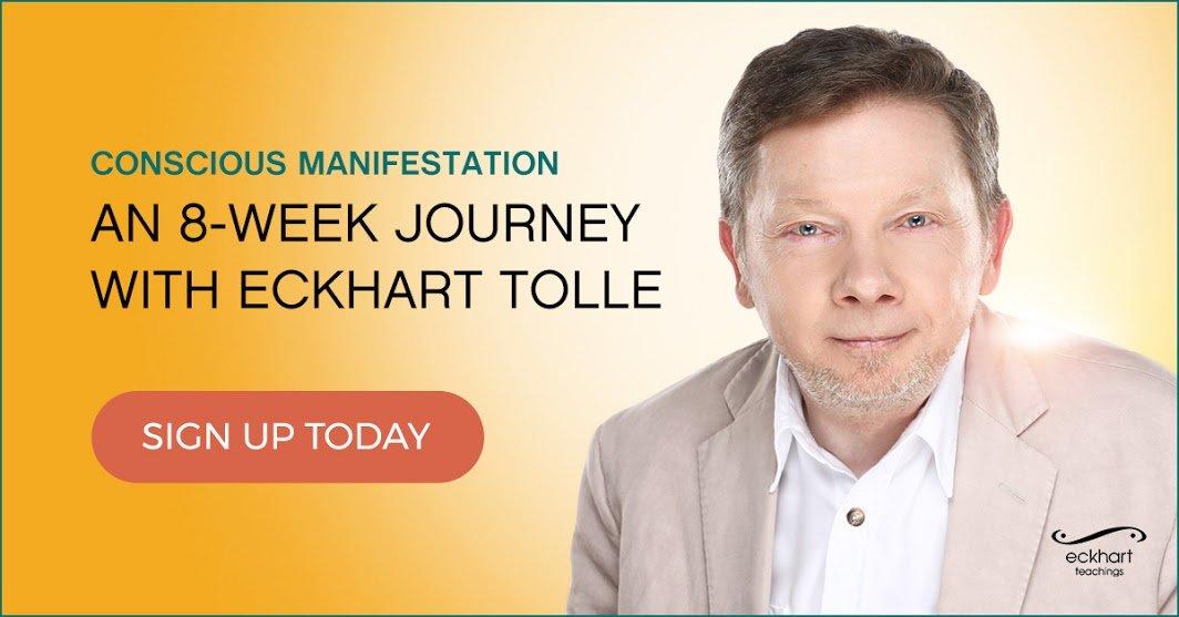 manifesting abundance eckhart tolle 2020