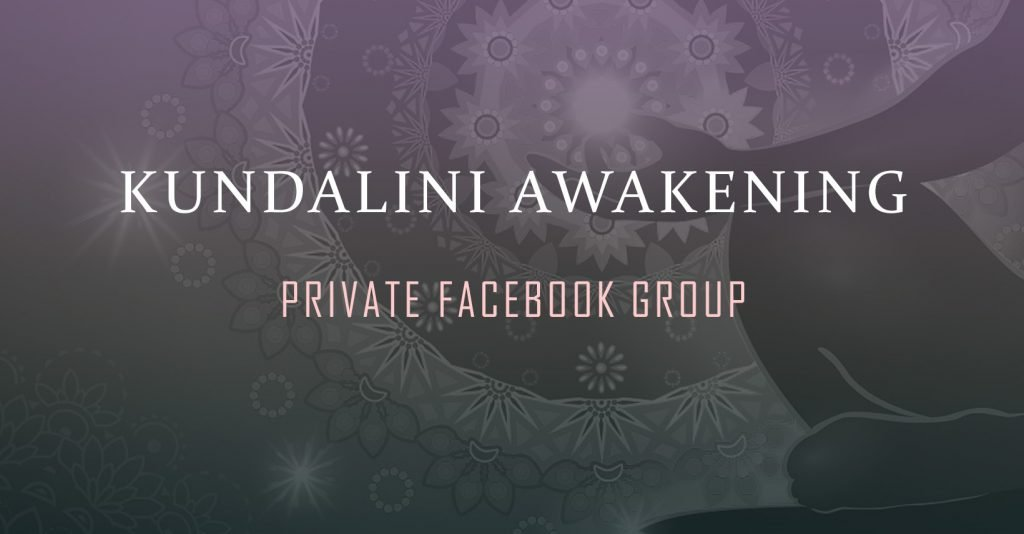 facebook kundalini awakening group