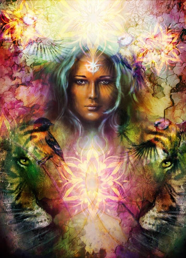 kundalini as goddess