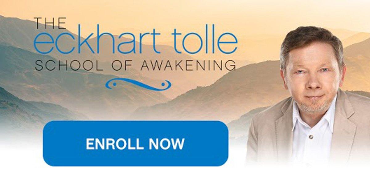 eckhart's school of awakening