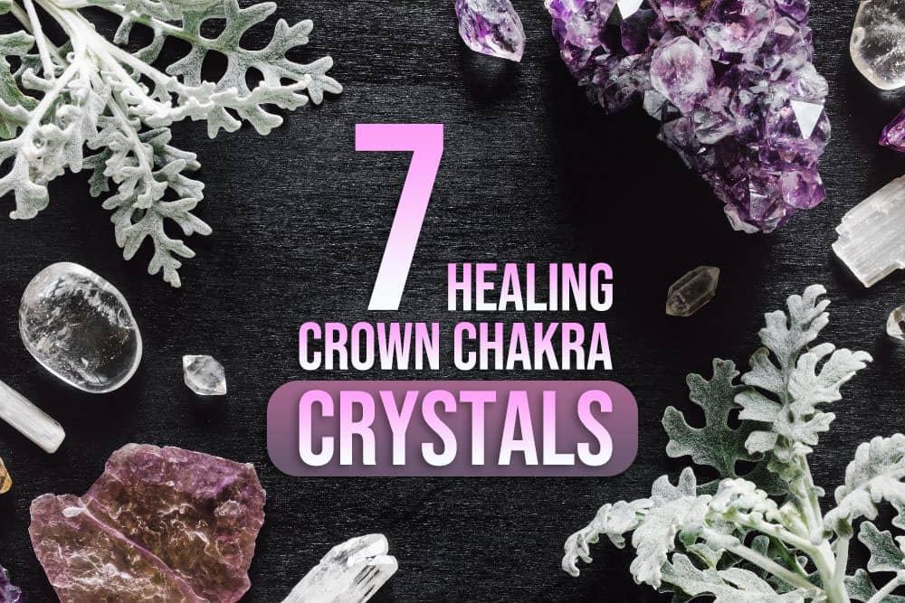 crown chakra crystals