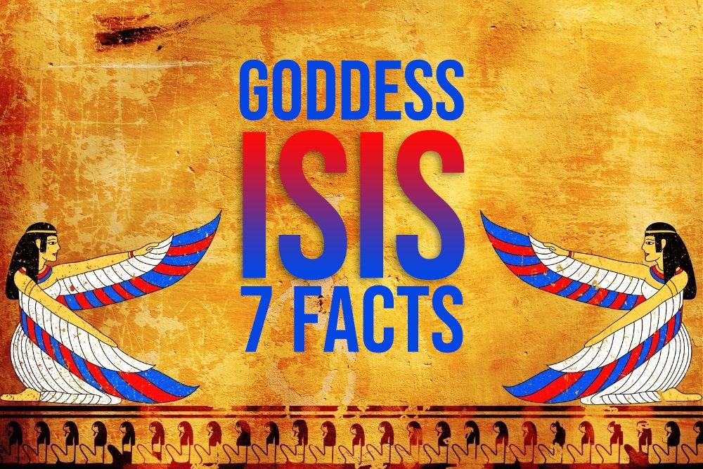 goddess isis