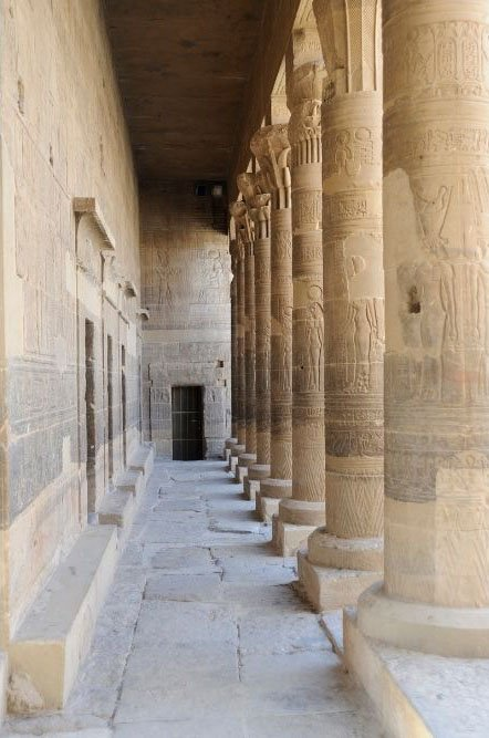 goddess isis temple of philae