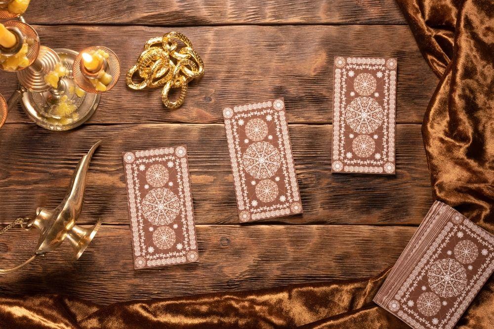 aeon tarot card in spread