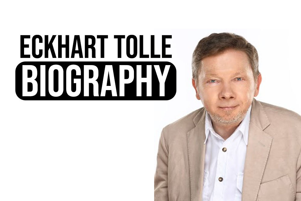 eckhart tolle biography