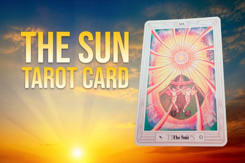 sun thoth tarot